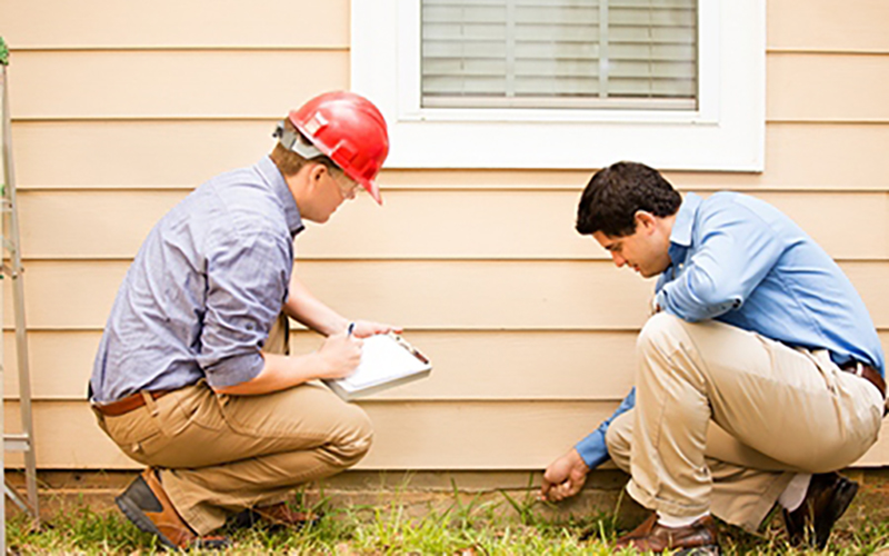 Home Exterior Inspection St Louis