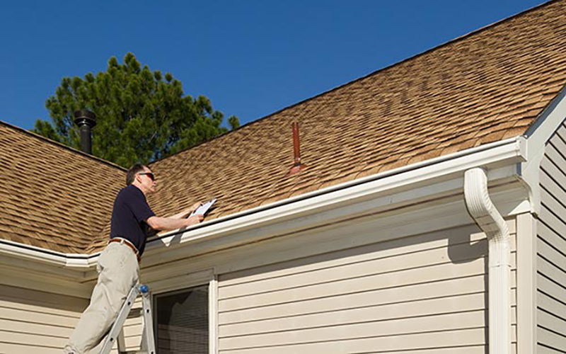 Home Roof Inspection Missouri